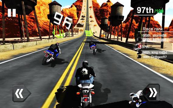 Motorcycle Driving Racing apk screenshot