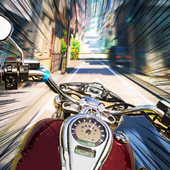 Fast Moto Racing - Driving 3D icon