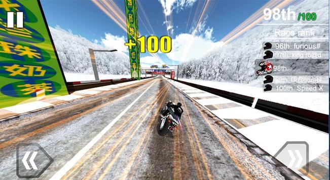 Fast Moto Racing - Driving 3D screenshot 3