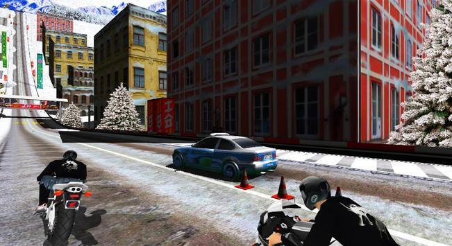 Fast Moto Racing - Driving 3D screenshot 11