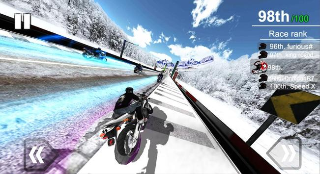 Fast Moto Racing - Driving 3D screenshot 17