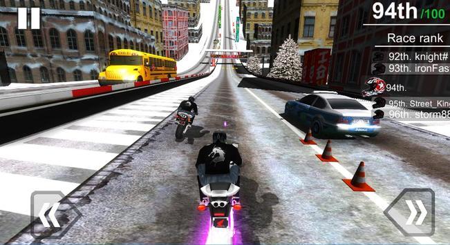 Fast Moto Racing - Driving 3D screenshot 19