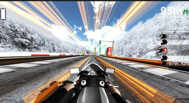 Fast Moto Racing - Driving 3D screenshot 1