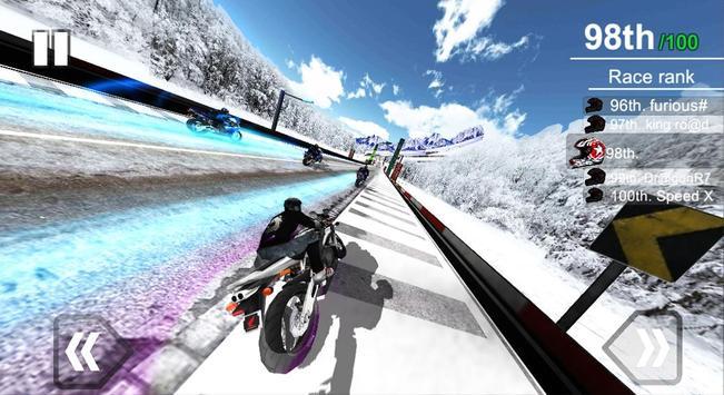 Fast Moto Racing - Driving 3D screenshot 2