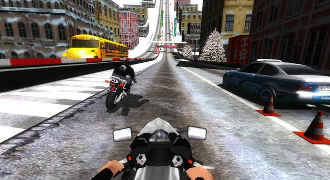 Fast Moto Racing - Driving 3D screenshot 4