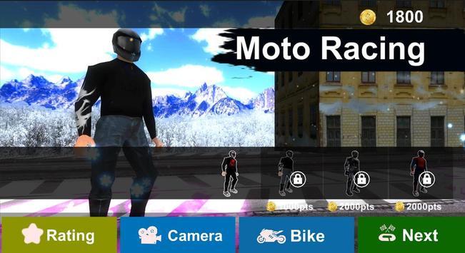 Fast Moto Racing - Driving 3D screenshot 6