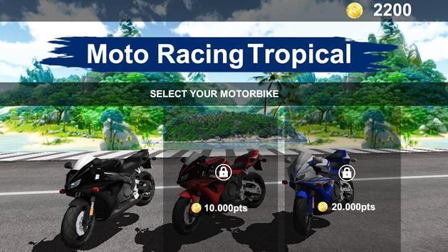 Moto Racing Simulator screenshot 4