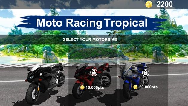 Moto Racing Simulator screenshot 9