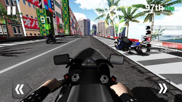 Moto Racing Simulator screenshot 12