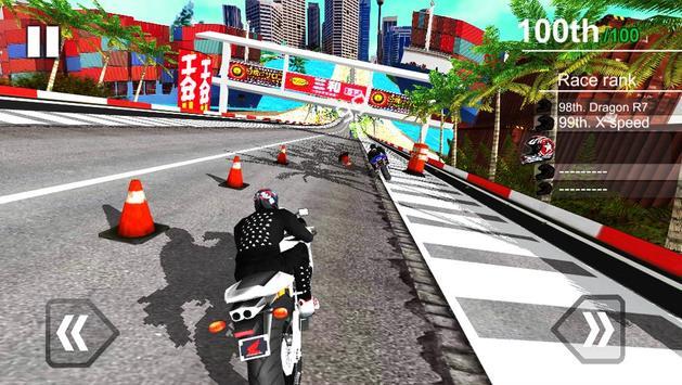 Moto Racing Simulator screenshot 17