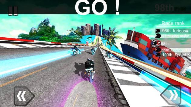Moto Racing Simulator screenshot 16