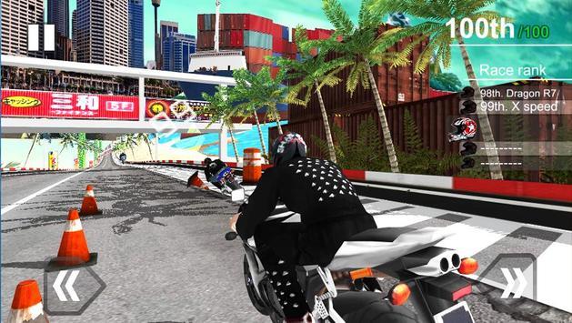 Moto Racing Simulator screenshot 2