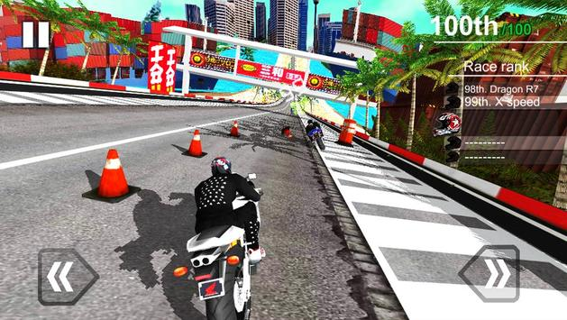 Moto Racing Simulator screenshot 3