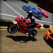 Moto Parking Simulator HD icon