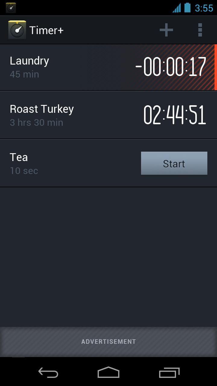 Timer+ for Android - APK Download