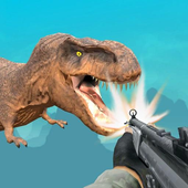 Ultimate Dino : Jurassic World FPS Shooting War 3D icon