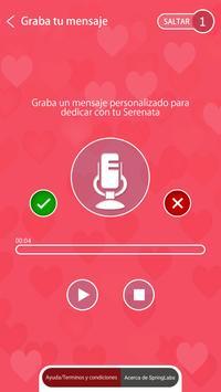 Serenatas for you apk screenshot