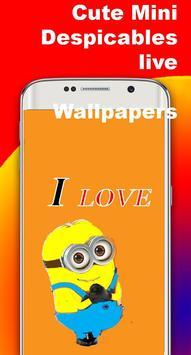 Mini  live Wallpaper On HD apk screenshot