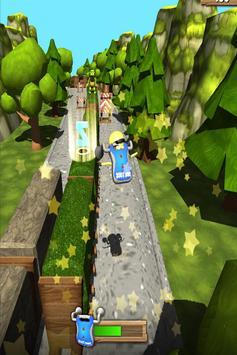 subway banana : minion legends apk screenshot