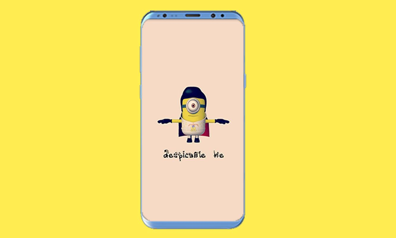 Cute Minion Wallpapers Hd For Android Apk Download