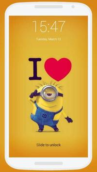 Minions Lock Screen screenshot 3