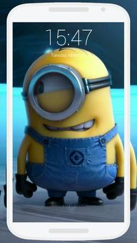 Minions Lock Screen screenshot 4