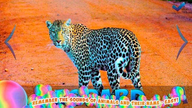 Animal World for Kids (Free) screenshot 1