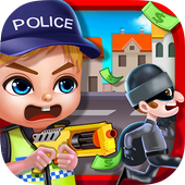 Baby Hero - Little Police Man icon