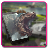 Dinosaur Camera Editor icon