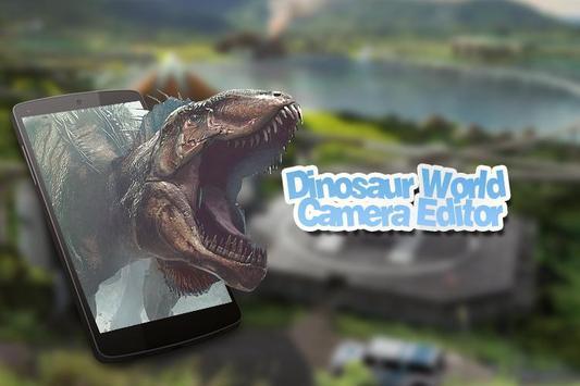 Dinosaur Camera Editor poster