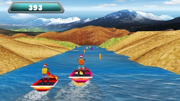 Boat Racing Challenge 3D screenshot 7