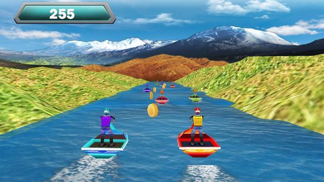 Boat Racing Challenge 3D screenshot 4