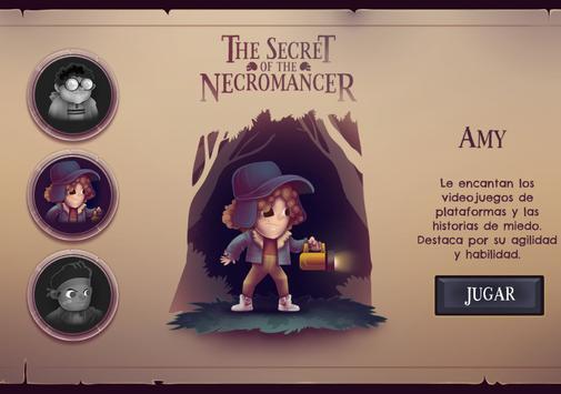 The Secret of the Necromancer apk screenshot