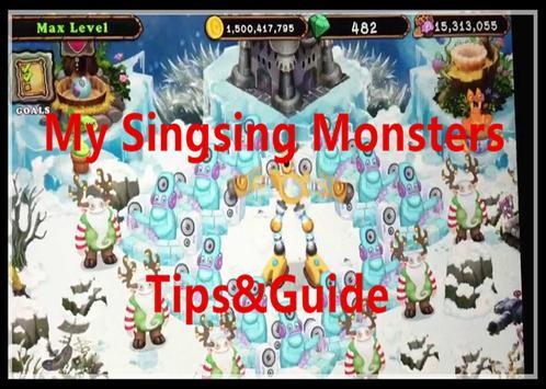 Guide for My Singing Monsters apk screenshot