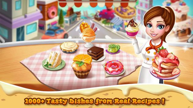 Rising Super Chef 2 : Cooking Game الملصق
