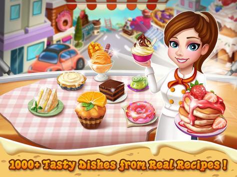 Rising Super Chef 2 : Cooking Game apk تصوير الشاشة