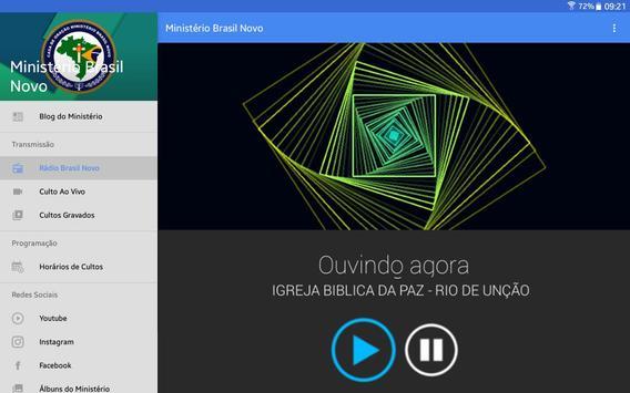 Ministério Brasil Novo screenshot 10