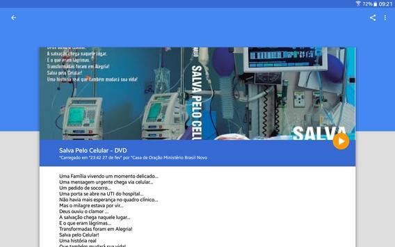 Ministério Brasil Novo screenshot 11