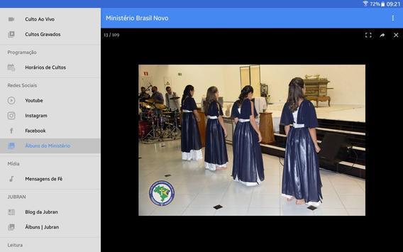 Ministério Brasil Novo screenshot 14
