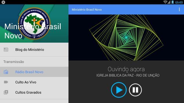 Ministério Brasil Novo screenshot 16