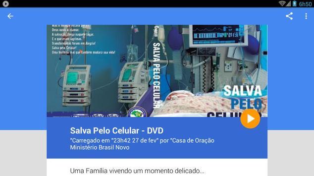 Ministério Brasil Novo screenshot 18