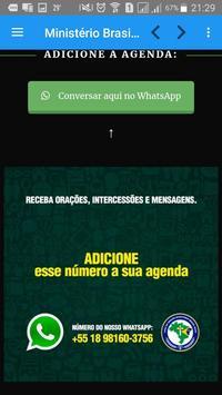 Ministério Brasil Novo screenshot 3