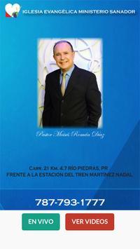 Ministerio Sanador poster