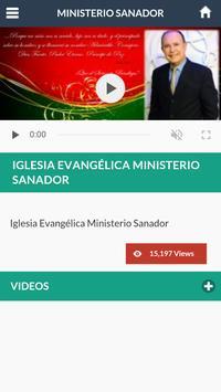 Ministerio Sanador apk screenshot