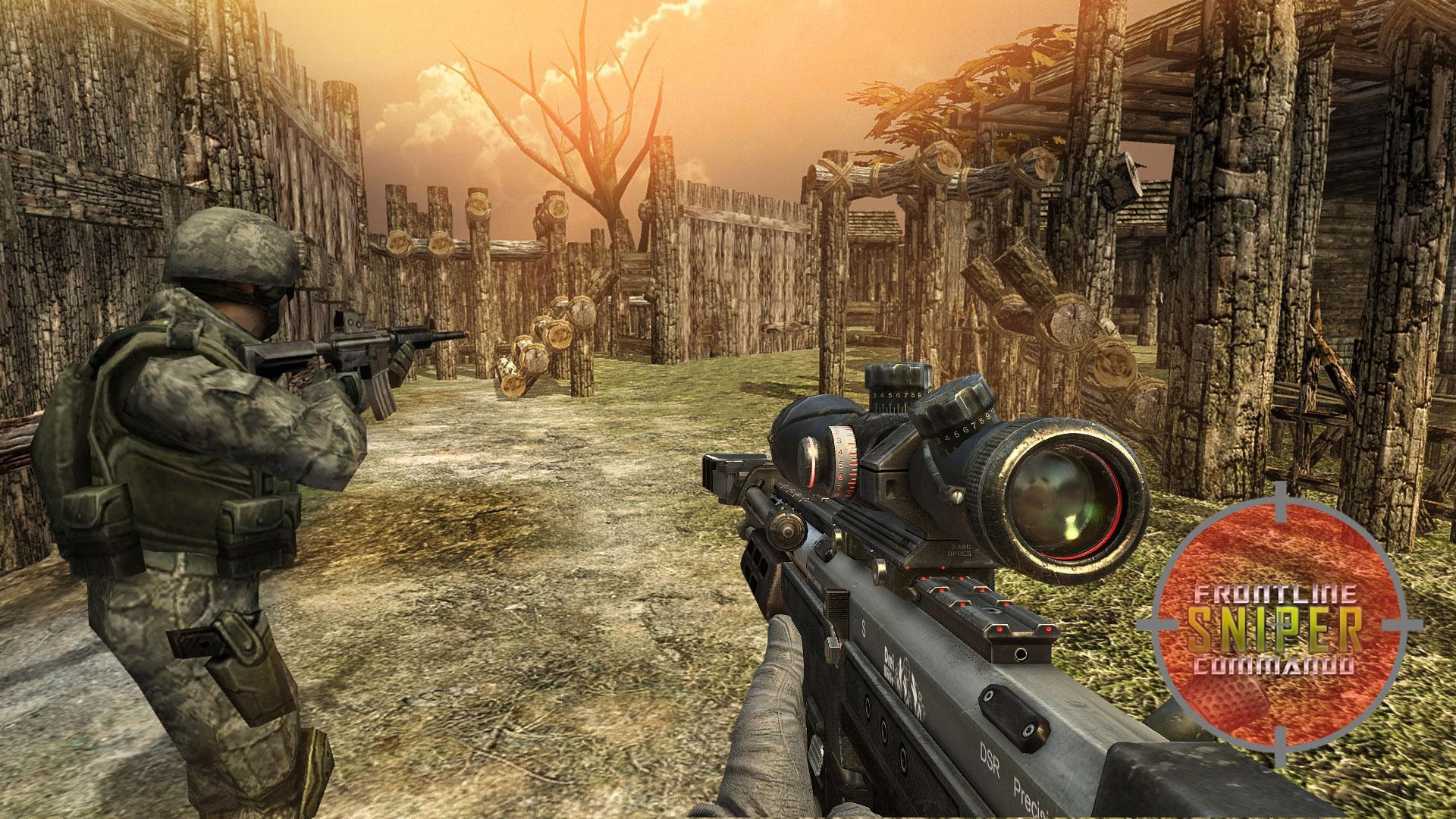 Army Sniper Kill Shot Bravo - FPS War Games for Android - APK Download