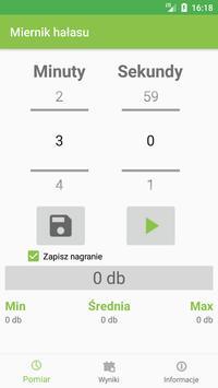 Noise meter screenshot 1
