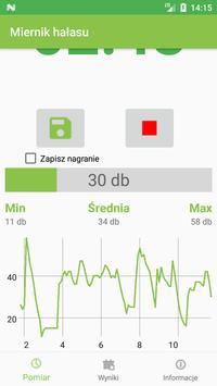 Noise meter screenshot 2