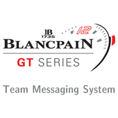 Blancpain GT Series Messaging icon