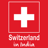 Switzerland in India icon