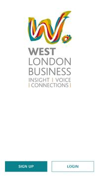 West London Business poster